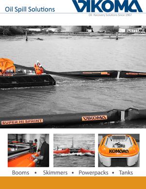 Vikoma Oil Spill Equipment