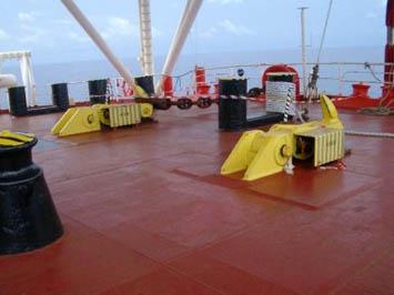 Marine Deck Equipment